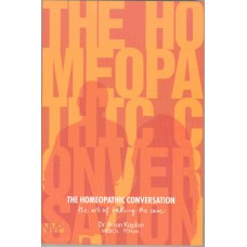 The Homeopathic Conversation