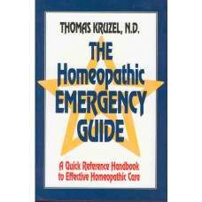 The Homoeopathic Emergency Guide