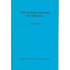 Collected Writings of Nhoj Eel  Vol 9