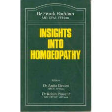 Insights into Homoeopathy