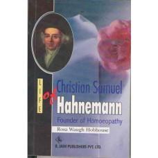 Life of Christian Samuel Hahnemann
