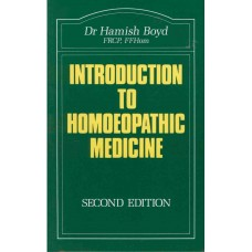 Introduction to Homeopathic Medicine
