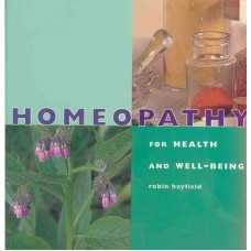 Homeopathy for Health and Well-Being