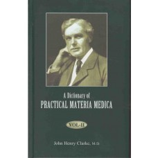Dictionary of Practical Materia Medica (3 Vols) Indian edition