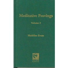 Meditative Provings Volume 2