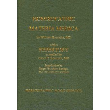 Homoeopathic Materia Medica (Boericke British Edition)