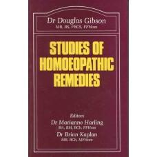 Studies of Homoeopathic Remedies