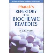 Repertory of the Biochemic Remedies