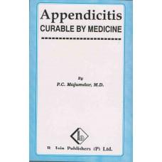 Appendicitis Curable by Medicine