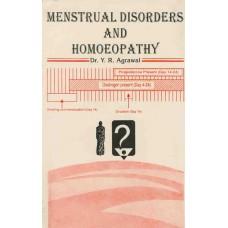 Menstrual Disorders and Homoeopathy