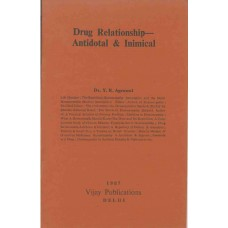 Drug Relationship - Antidotal and Inimical