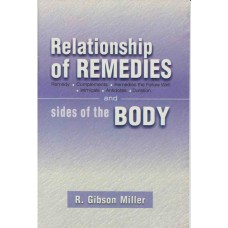 Relationship of Remedies and Sides of the Body
