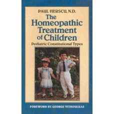 The Homeopathic Treatment of Children (slight dent)