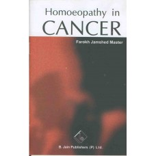 Homoeopathy In Cancer