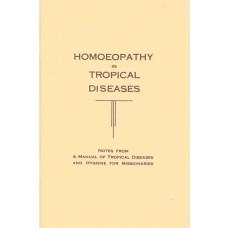 Homoeopathy in Tropical Diseases