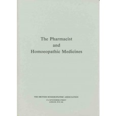 The Pharmacist and Homoeopathic Medicines