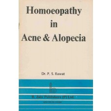 Homoeopathy in Acne and Alopechia