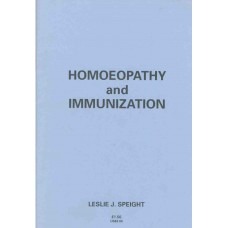 Homoeopathy and Immunisation