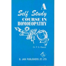 A Self Study Course in Homoeopathy
