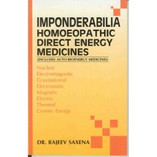 Imponderabilia - Homoeopathic Direct Energy Medicines
