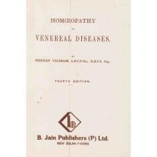 Homoeopathy in Venereal Diseases