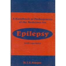Handbook of Pathogenesis of the Medicines for Epilepsy