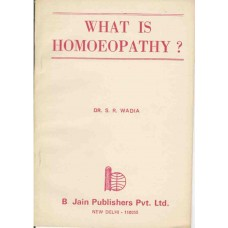 What is Homoeopathy?