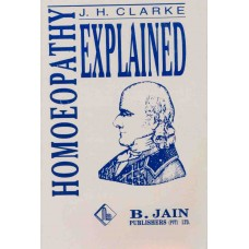 Homoeopathy Explained