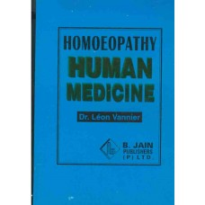 Homoeopathy - Human Medicine