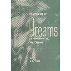 Significance of Dreams in Homoeopathic Prescribing