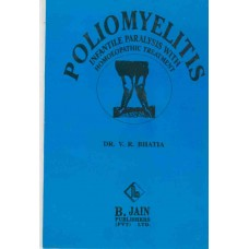 Poliomyelitis - Infantile Paralysis With Homoeopathic Treatment