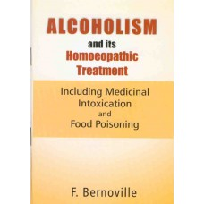 Alcoholism and Its Homoeopathic Treatment