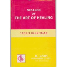 Organon of the Art of Healing (Wesselhoeft translation of 5th edition)