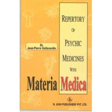 Repertory of Psychic Medicines With Materia Medica