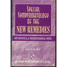 Special Symptomatalogy of the New Remedies (2 volumes)