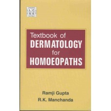 Textbook of Dermatology for Homoeopaths