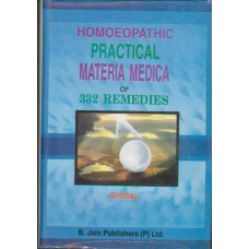 Homoeopathic Practical Materia Medica of 332 Remedies