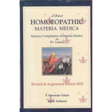 A Select Homoeopathic Materia Medica