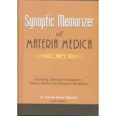 Synoptic Memorizer of Materia Medica (Vol 1 & 2 combined)