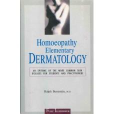 Homoeopathy - Elementary Dermatology