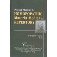 A Pocket Manual of Homoeopathic Materia Medica and Repertory (Indian Edition)