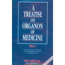 A Treatise on Organon of Medicine (3 volume set)