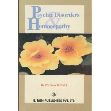 Psychic Disorders and Homoeopathy