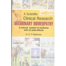A Scientific Clinical Research - Veterinary Homeopathy