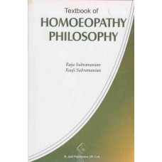 Textbook of Homoeopathic Philosophy