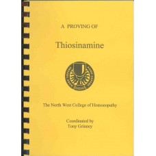 A Proving of Thiosinamine