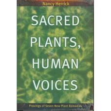 Sacred Plants, Human Voices