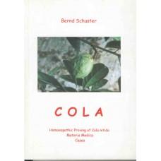 Cola - Homoeopathic Proving of Cola Nitida