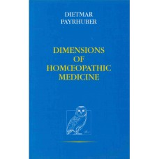 Dimensions of Homoeopathic Medicine