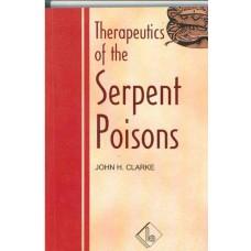 Therapeutics of Serpent Poison